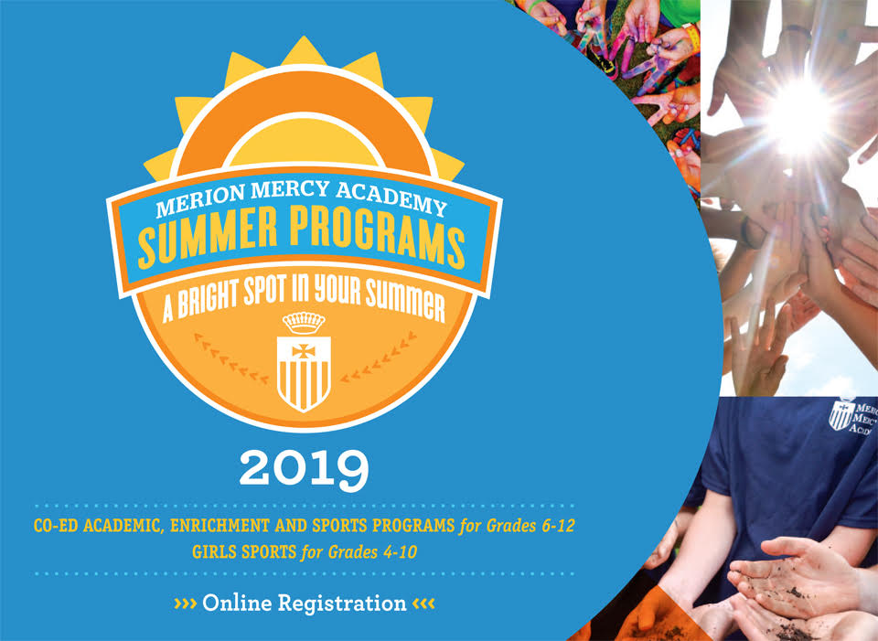 Merion-Mercy Academy: Summer Programs